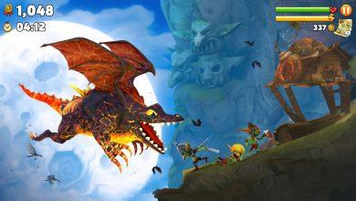 Photo of Ubisoft lança Hungry Dragon para dispositivos iOS e Android