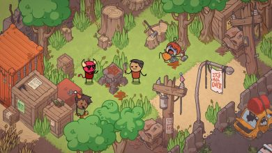 Photo of Rapture Rejects é o Battle Royale da Cyanide & Happiness