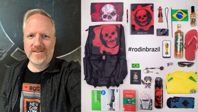 Photo of Rod Fergusson, produtor de Gears of War, participará da BGS 2018 junto à Xbox