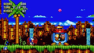 Photo of Sonic Mania Plus   Novos amigos, a mesma aventura! (Impressões DLC)
