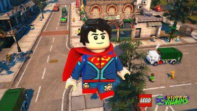 Photo of Authentic Games será o Superboy Jon Kent em LEGO DC Super-villains