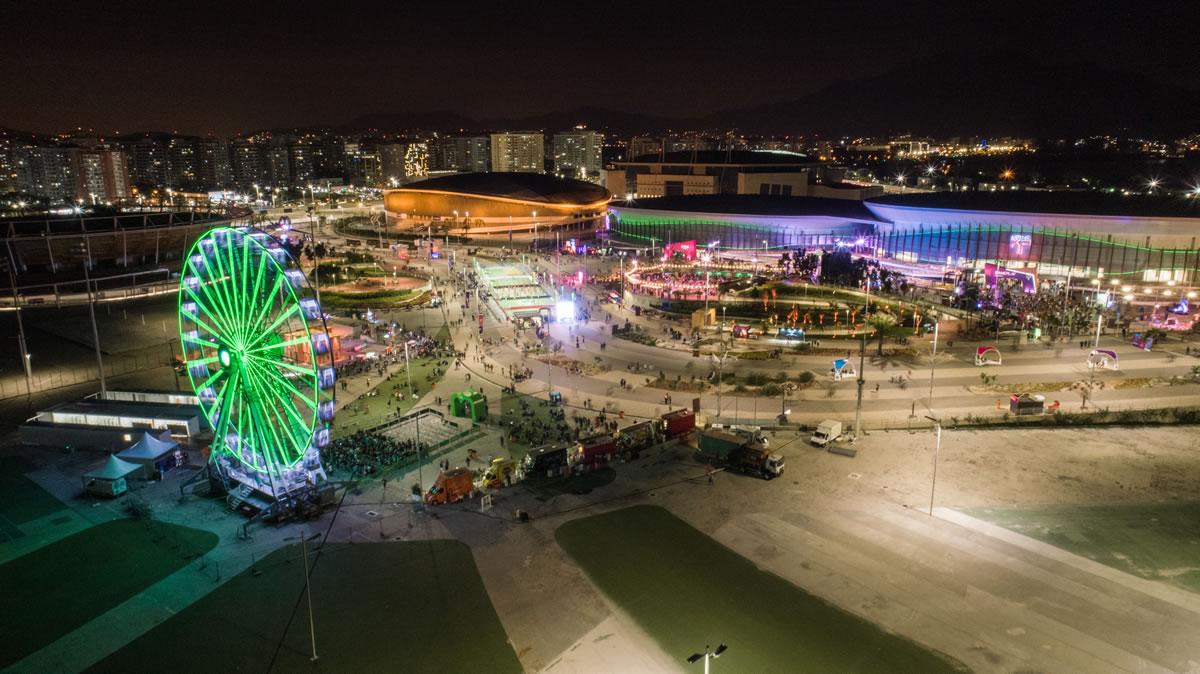 Resultado de imagem para game xp 2018 parque olimpico