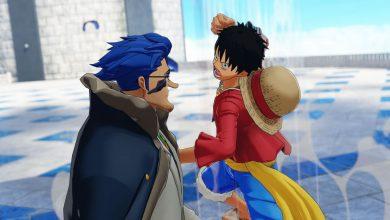 Photo of Isaac e Jeanne são apresentados em trailer de One Piece World Seeker