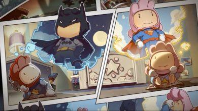 Photo of Scribblenauts Mega Pack já disponível para a atual geração de consoles