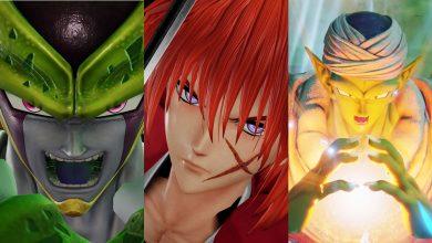 Photo of Rurouni Kenshin, Piccolo, Cell e novos despertares em JUMP FORCE