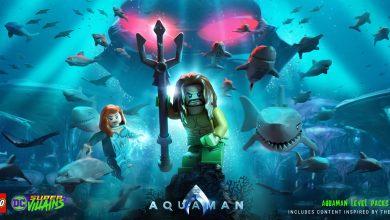 Photo of LEGO DC Super-Villains receberá conteúdos baseados no filme de Aquaman