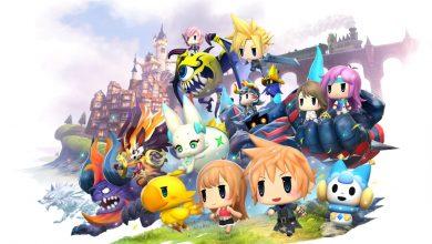 Photo of Fofura máxima, World of Final Fantasy Maxima chega aos consoles e PC