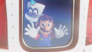 Photo of Jogando… Super Mario Odyssey