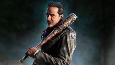 Photo of Assista ao gameplay de Negan, de The Walking Dead, em Tekken 7