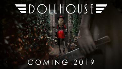 Photo of Terror psicológico noir, Dollhouse chegará em 2019