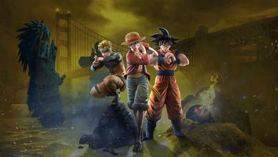 Photo of JUMP FORCE, o crossover absoluto entre universo dos mangás