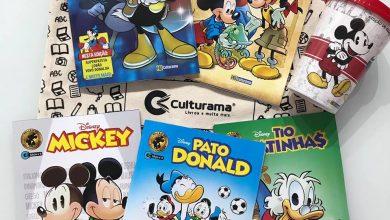 Photo of Edições Zero dos Quadrinhos Disney da Culturama são reveladas