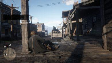 Photo of Jogando… Red Dead Redemption 2