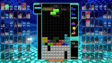 Photo of Análise | Tetris 99