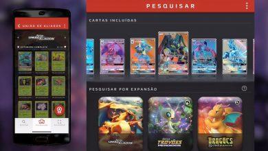 Photo of Aplicativo Dex de Cartas Pokémon está disponível no Brasil