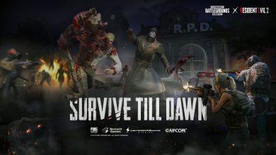 Photo of PUBG Mobile e Resident Evil 2 se unem em modo Survive Till Dawn