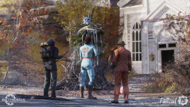 Photo of Atualização gratuita, Wild Appalachia, chega à Fallout 76