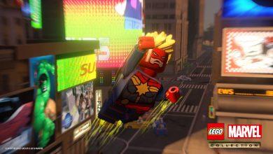 Photo of Três jogos em um pacote, LEGO Marvel Collection é lançado