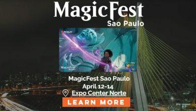 Photo of Festival de Magic: The Gathering nesse fim de semana em São Paulo