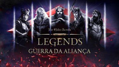 Photo of The Elder Scrolls: Legends – Guerra da Aliança já disponível