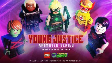 Photo of LEGO DC Super-Villains ganha pacote baseado em Justiça Jovem