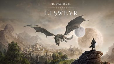 Photo of Expansão, The Elder Scrolls Online: Elsweyr já disponível