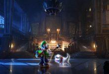 Luigi's Mansion 3 keyart