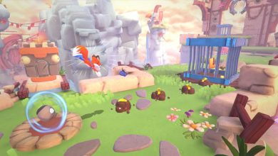Photo of New Super Lucky's Tale chega em novembro ao Nintendo Switch