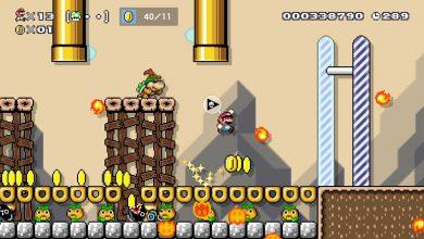 Photo of Construtores, Super Mario Maker 2 é lançado