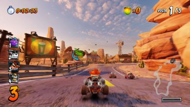Photo of Análise | Crash Team Racing Nitro-Fueled