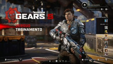 Photo of Gears 5 Tech Test, um pouco das novidades do modo Versus