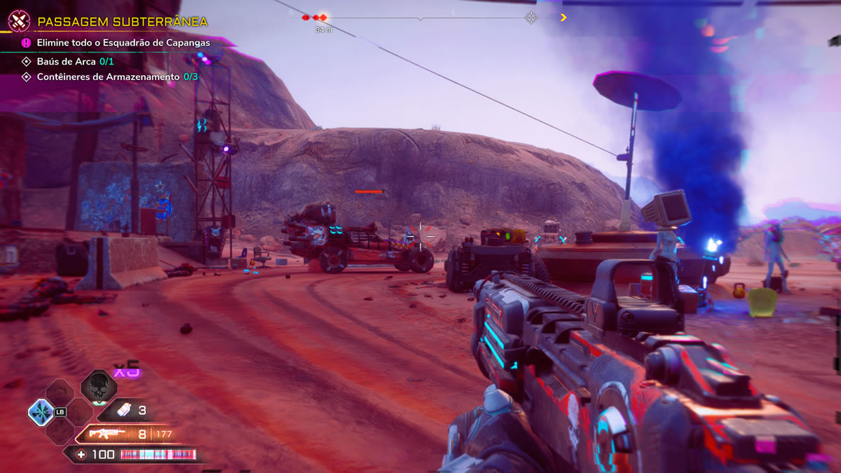 Rage 2 Analise Review