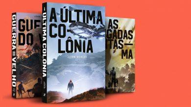 Photo of A Última Colônia, 3º livro da saga Guerra do Velho sai esta semana