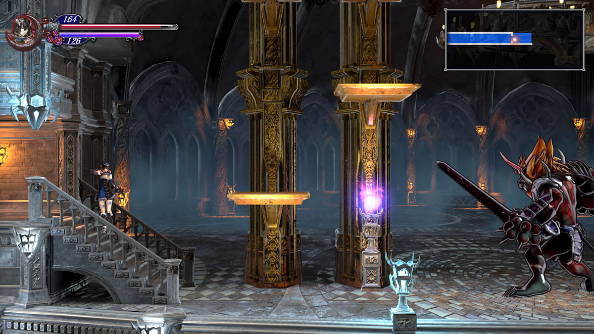 Bloodstained Ritual of the Night analise review