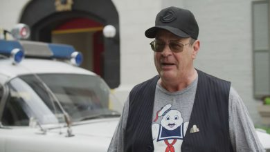 Photo of Dan Aykroyd promove Ghostbusters: The Video Game Remastered