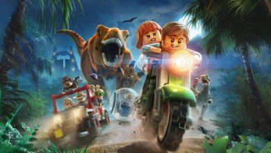 Photo of LEGO Jurassic World chega em setembro ao Nintendo Switch