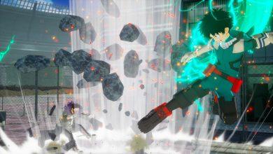 Photo of Vá (ainda mais) além com o anúncio de My Hero One's Justice 2
