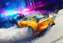 Photo of Pise fundo durante a noite em Need For Speed Heat, já disponível