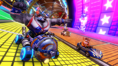 Photo of Crash Team Racing Nitro Fueled apresenta o Grand Prix: Neon Circus