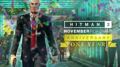 Photo of HITMAN 2 comemora aniversário de um ano com amplo conteúdo gratuito