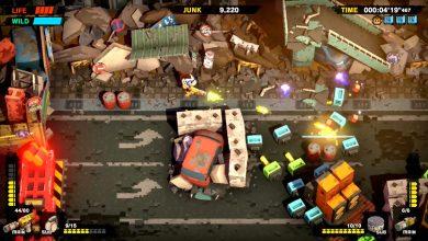 Photo of Macaco vs máquina, Monkey Barrels tem ação e tiros para todos os lados