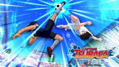 Captain Tsubasa Rise of New Champions Avatar
