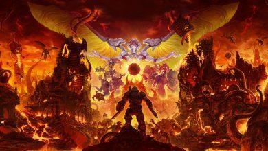 doom eternal trailer lançamento