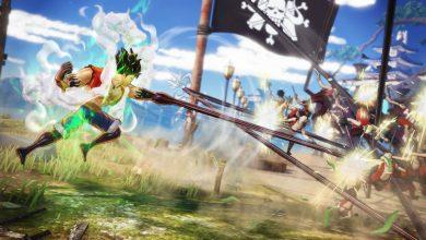 One Piece Pirate Warriors 4 elenco