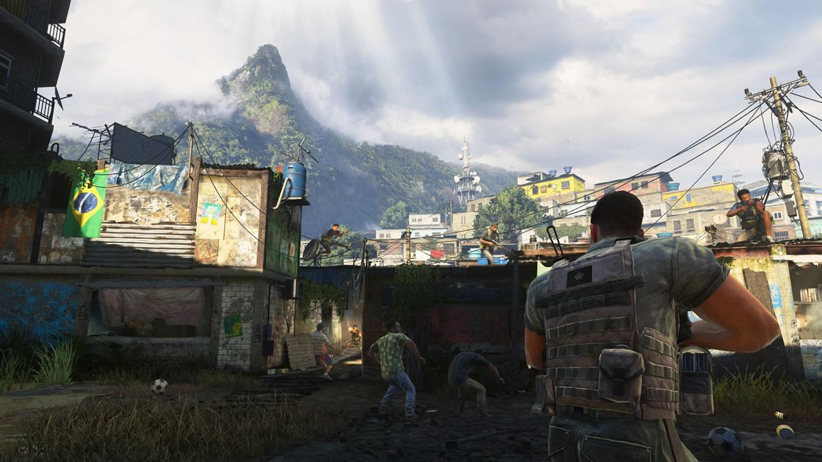 Call of Duty: Modern Warfare 2 Campaign Remastered brazil